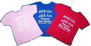 Beer City tshirts